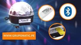 Bola Parlante Bluetooth Magic Ball Mp3 Usb Sd Control Gruponatic San Miguel
