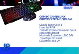 COMBO GAMER LINX POWER EXTREME CBG-666