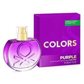 Benetton Purple 30 ml no Lauren BOSS belau
