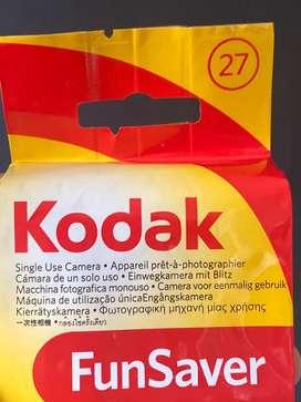 Cámara Kodak Funsaver