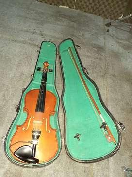 Violin Electroacustico 4/4 Con Microfono Barcus Berry U.s.a