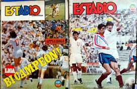 Revistas Estadio Liga de Quito