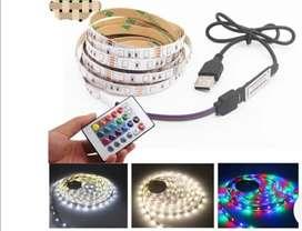 Luz LED puerto USB