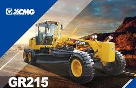 MOTONIVELADORA XCMG GR215 AÑO 2021 OCASION!!!