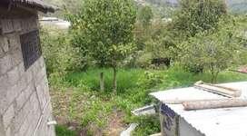 Vendo Terreno de 4.500 m2 en Gualaceo
