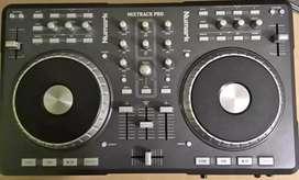 NUMARK MIX TRACK PRO - COTROLADOR DJ - POCO USO- RECIBO TARJETAS Y MERCADO PAGO