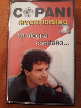 RIVERTIDISIMO: CASSETTE DE COPANI