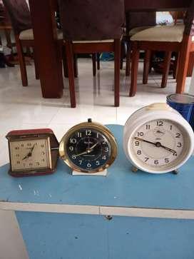 Relojes antiguos de cuerda