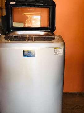 Lavadora Samsung de 10.5 Kilogramos