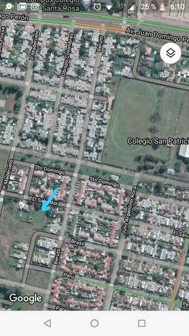 VENDO TERRENO YB (564 m2) S/ Calle Frías Silva al 2100 . A tres cuadras de Av. Perón, Unsta, Santa Rosa, Gomez Pardo)