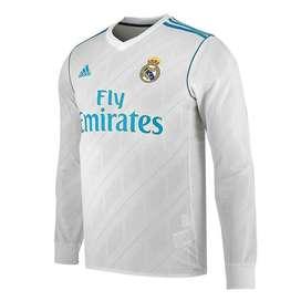 Oferta Camiseta Real Madrid Orginal Manga Larga