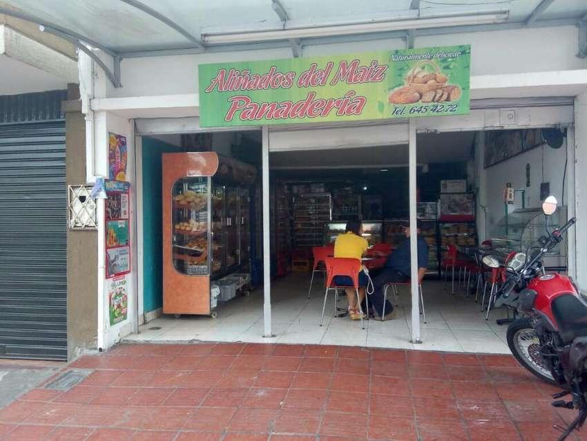 Vendo Panadería Plaza San Francisco Buca 0