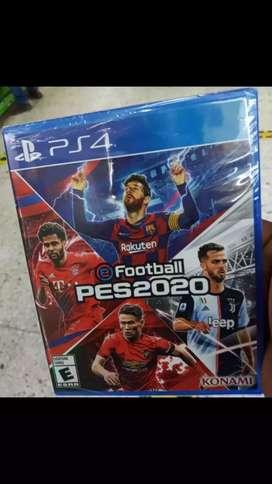 Juegos de todo tipo para PS4