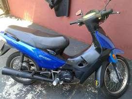 Vendo moto guilera 110