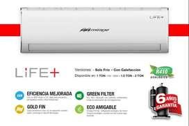 Contado o Crédito Aires Acondicionados Mirage sin cuota inicial ni fiador