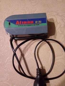 Aireador para pecera marca Atman AT701