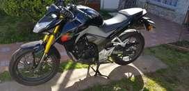 Vendo Honda CB 190 1120 km !!! Nueva
