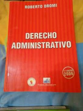 Libros de Derecho Administrarivo y Electrico