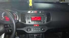 Kia revolución 2012. Motor 2.4  4x4 versión limitada
