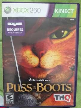 Gato con botas - Xbox 360