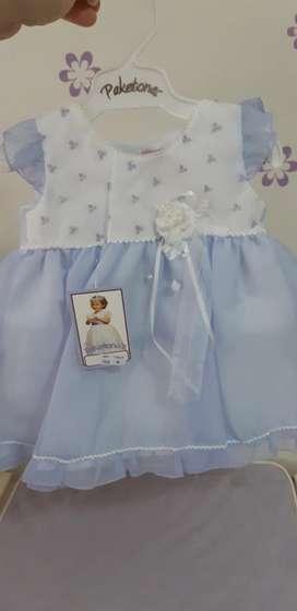 Vestido para Bebas