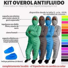 Overol - uniforme médico - traje de protección segunda mano  Cristo Rey