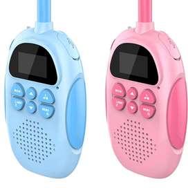 Kits Walkie Talkie Radios para niños