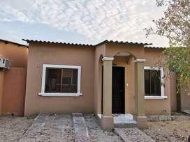 Casa de alquiler en La Joya, primeras etapas, 2 dormitorios.