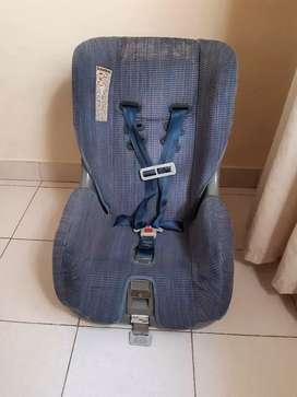 Vendo sillas para auto