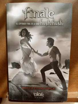 Libro Finale Saga Hush, hush