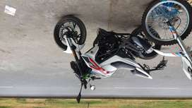 Cf moto de 150 cc