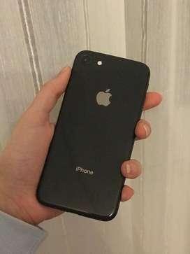 Vendo Iphone 8 64gb muy cuidado