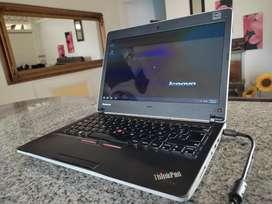 Portátil Lenovo thinkpad edge corporativo