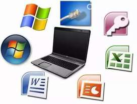 Clases de Office Word, Excell, Powerpoint