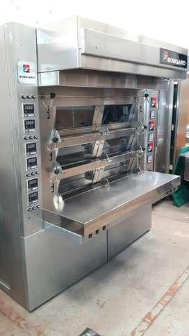 Oferta equipo Horno de Piso Eléctrico Panadería Pastelería Bongard.