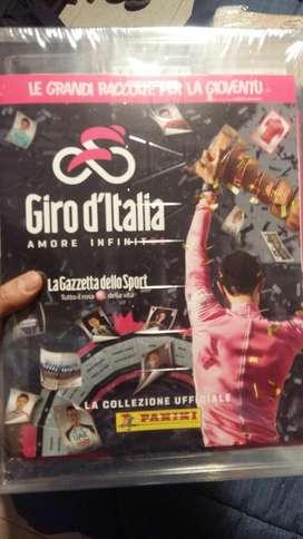 Panini Giro D'italia 101 Set Completo