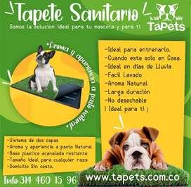 Tapete Sanitario para mascotas