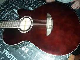GUITARRA ELECTROACUSTICA LEONARD FG262