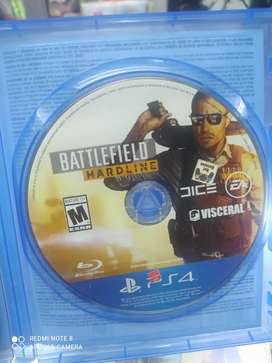 Battlefield Harline play 4 usado