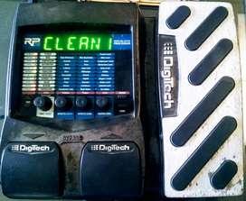 Pedal de Guítarra Digitech RP 250