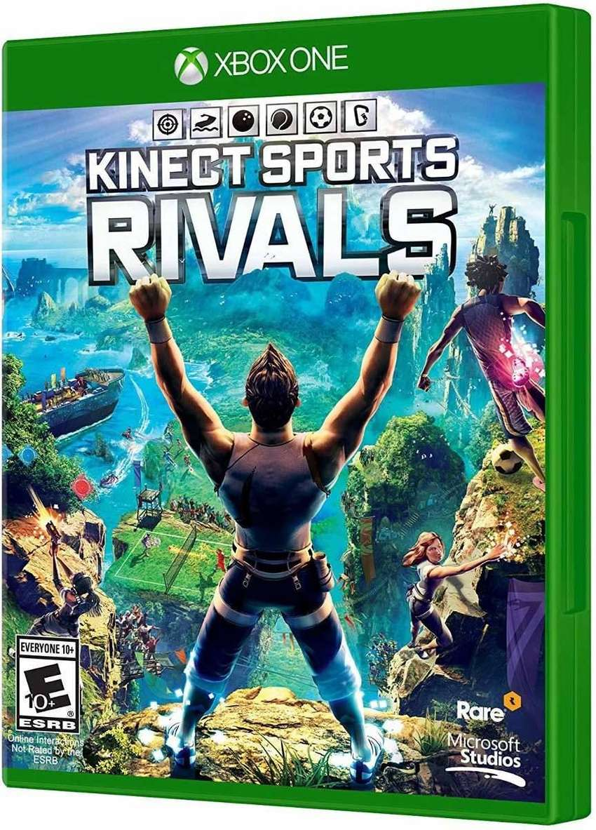 Videojuego Xbox One Kinect Sports Rivals 0