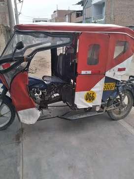 Se alquila mototaxi 20 soles