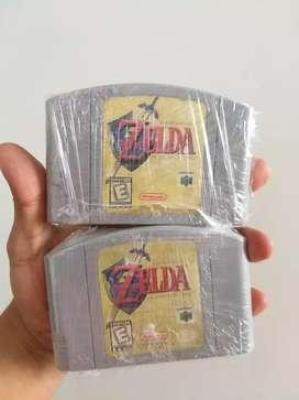 Zeldas nintendo 64