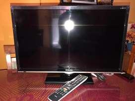 Vendo Tv-Monitor LED Noblex 24' pulgadas