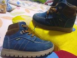 Zapatos niño en excelente estado