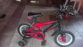 Ciclo para niño(a) por no uso