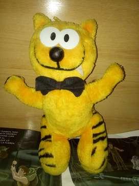 Gato Peluche Heathcliff -vintage
