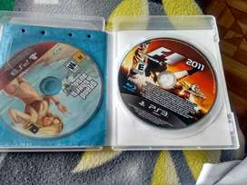 Vendo cd's play 3 originales cada uno a 25 mil