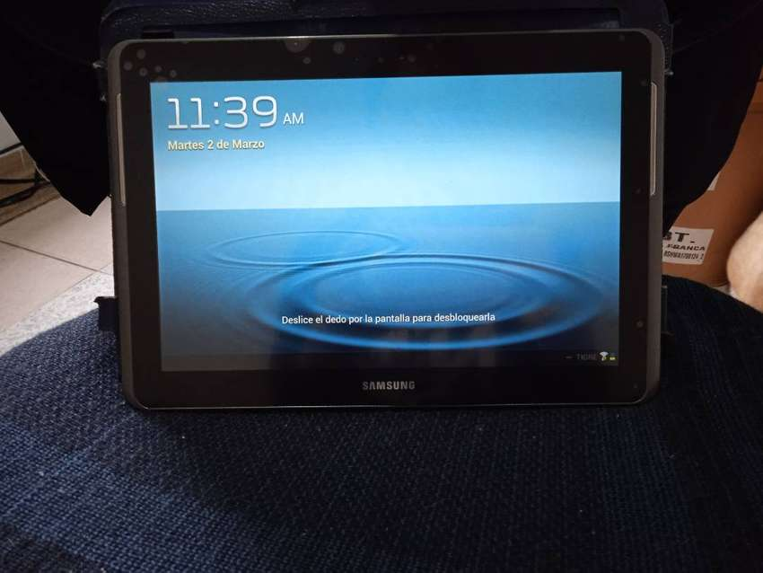 "Samsung Tab 2 P5110 - Tablet de 10.1"" (WiFi, Bluetooth, 16 GB, Android 4.0.3.)"