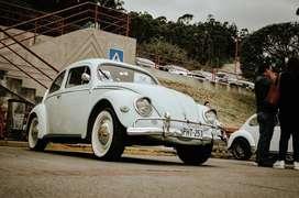 Volkswagen escarabajo año 1955.